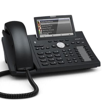 Snom D385 Tischtelefon