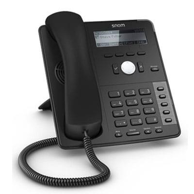 Snom D715 Tischtelefon