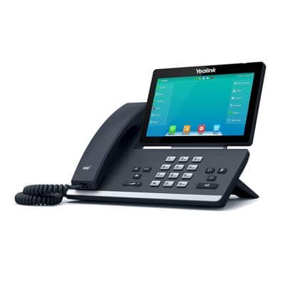 Yealink T57W Tischtelefon mit Touchscreen
