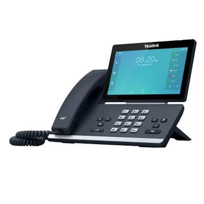 Yealink T58 Tischtelefon ohne Kamera